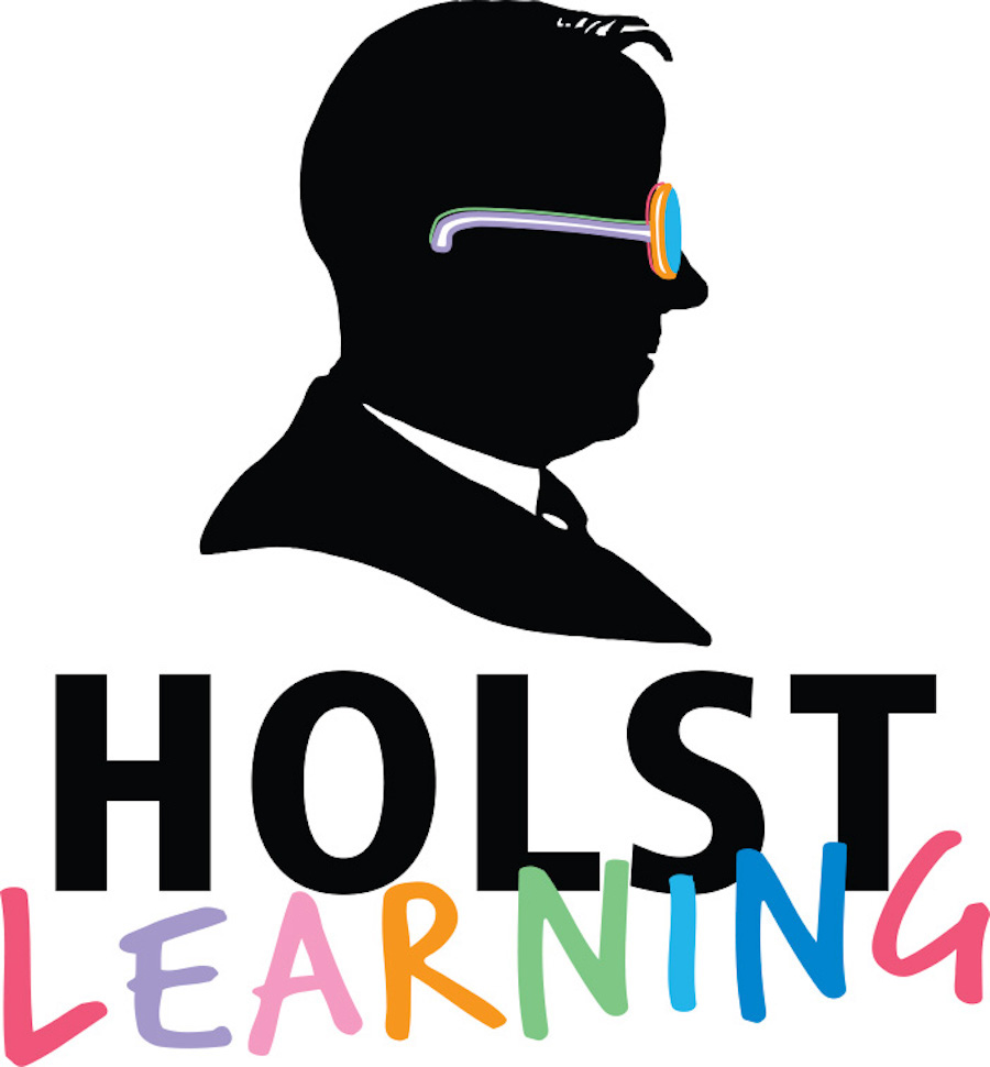 Holst Learning logo
