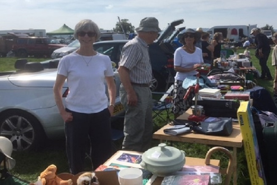 Car boot sale 5