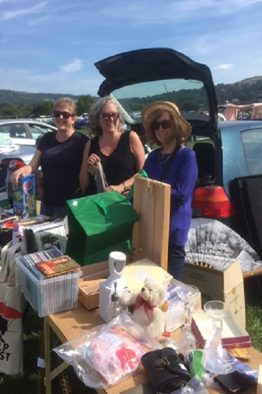 Car boot sale 3