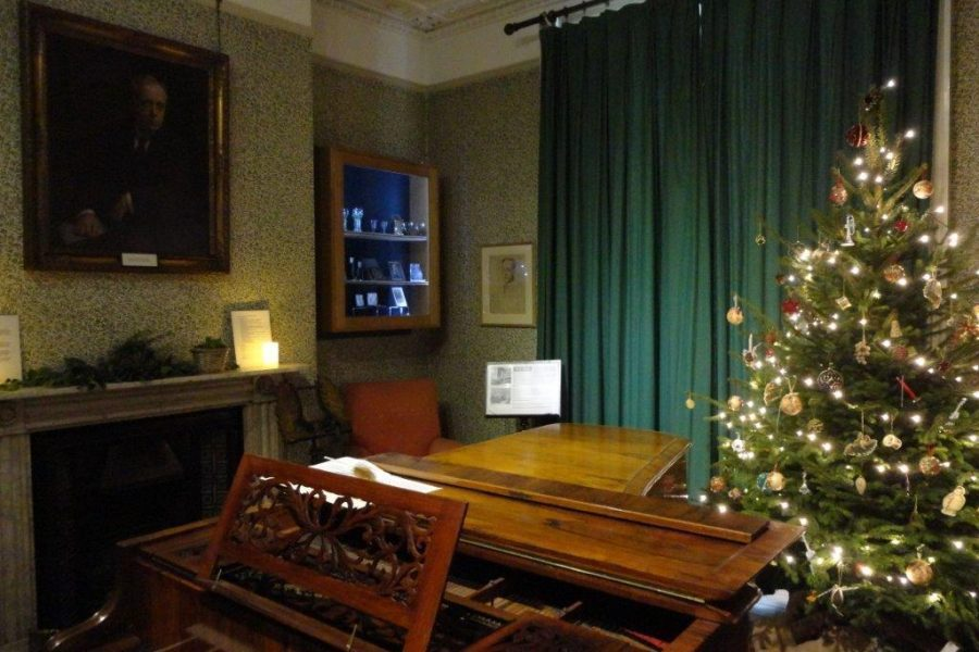 Christmas at the Holst Birthplace Museum