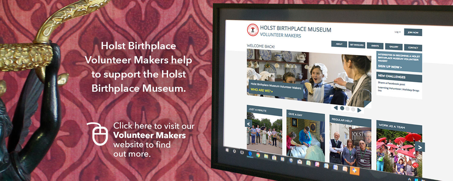Visit the Volunteer Makers website