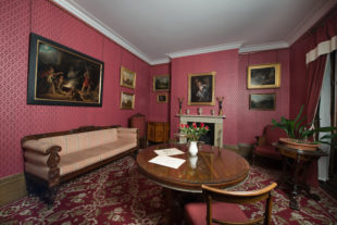 Regency Room Holst Birthplace Museum