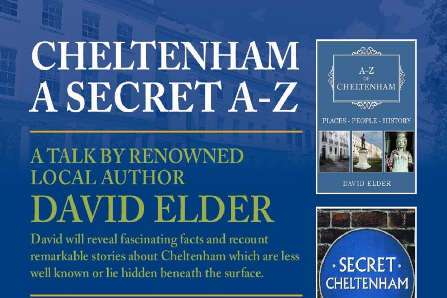 Talk about Secret Cheltenham