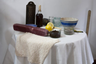 Tea leaves? Carbolic soap? - a victorian spring clean