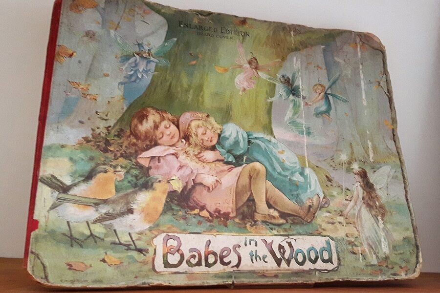 Babes in the Wood children's book